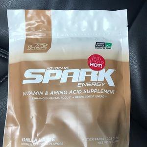 Advocare Spark Vanilla Latte